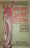 Ion Luca Caragiale - Momente, schite, amintiri (Editie noua - 1914)