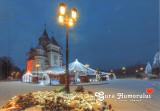 Carte postala Bucovina SV148 Gura Humorului - Piata Stefan cel Mare