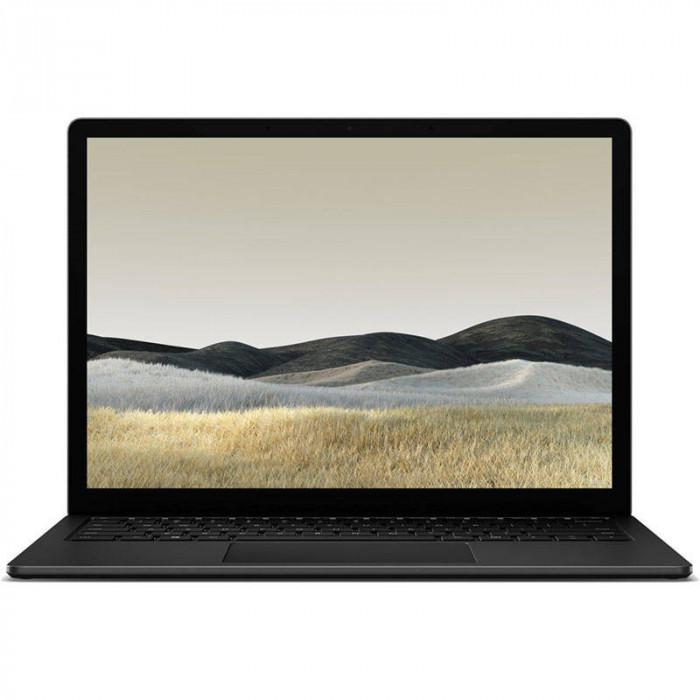 Laptop Microsoft Surface 3 13.5 inch Touch Intel Core i5-1035G7 8GB DDR4 256GB SSD Windows 10 Pro Black