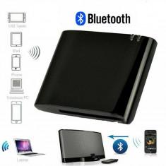 adaptor Convertor iPhone 4 to audio 30 Pin to bluetooth  masina