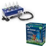 JBL ProFlora pH-Sensor+Cal, 6318800, Senzor pH cu solutii calibrare