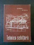 D. DEFOUR, D. IANCU - TEHNICA SCHITARII
