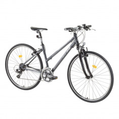 Bicicleta Dama Contura 2866 495mm Gri 28