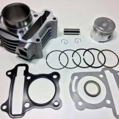 Kit Cilindru Set Motor Scuter Baotian - Bautian 4T 80cc 47mm