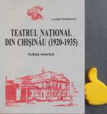 Teatrul national din Chisinau schita istorica 1920-1935 Leonid Cemortan