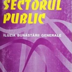 Sectorul public. Iluzia bunastarii generale