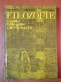 FILOZOFIE TEMATICA BIBLIOGRAFICA CRESTOMATIE de MARIN DIACONU, IOANA SMIRNOV, ION TUDOSESCU