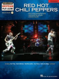 Red Hot Chili Peppers: Deluxe Guitar Play-Along Volume 6