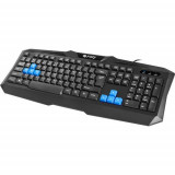 Tastatura Gaming Fury Typhoon (Negru)