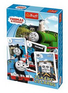 Carti de joc Pacalici - Thomas si prietenii