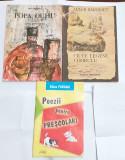 ION CREANGA-POPA DUHU +ELENA FARAGO-POEZII +MIHAI EMINESCU-CE TE LEGENI,CODRULE