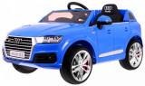 Masinuta electrica Audi Q7 Quattro, albastru