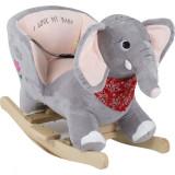 Balansoar cu sunete Elefantul Curios
