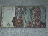 500 lei ianuarie 1991