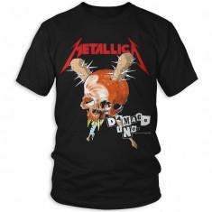 Tricou Metallica: Damage Inc