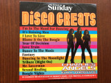 Disco greats cd disc compilatie muzica disco funk soul pop rock sony music 2003