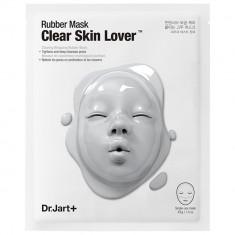 Rubber Clear Lover Masca de fata