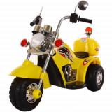Motocicleta Electrica 995, 6V Galben