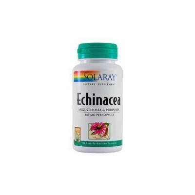 Echinacea,100cps, Solaray foto