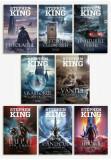 Pachet Seria Turnul Intunecat - 8 TITLURI, Stephen King