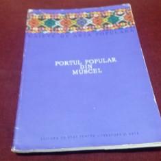 CAIETE DE ARTA POPULARA PORTUL POPULAR DIN MUSCEL