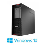 Workstation Refurbished Lenovo ThinkStation P500, E5-2678 v3, 64GB, Quadro 5000, Win 10 Home