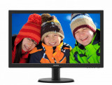 Monitor 23.6 philips 243v5qsba fhd va 16:9 1920*1080 60hz wled