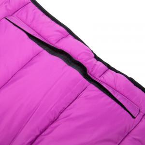 Sac de iarna Comfi-Snug Footmuff 2in1 Grape Viola, saculet depozitare inclus