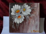Compozitie 1-pictura ulei pe panza