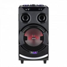Boxa portabila Akai ABTS-112 Bluetooth Radio FM 60W Black