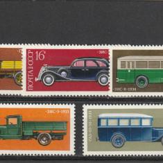 Masini vechi 1974,URSS.