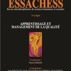 Essachess nr.3 - Apprentissage et management de la qualite/***