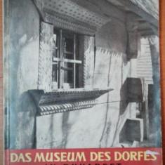 DAS MUSEUM DES DORFES IN BUKAREST 1962