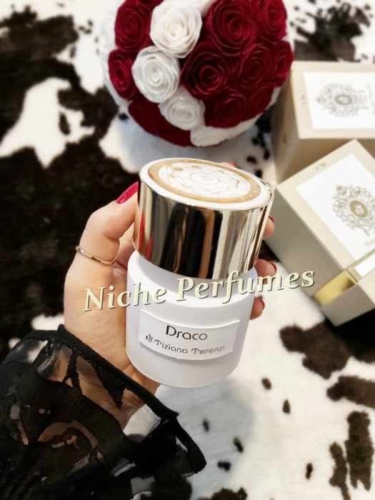 Parfum Original Tester Tiziana Terenzi Draco
