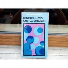 PABELLON DE CANCER , Solzhenitsyn