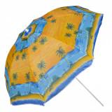 Umbrela pentru plaja, model palmier,1.8m