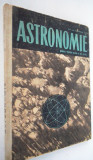 Manual clasa a XI-a Astronomie - 1965
