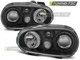 Faruri compatibile cu VW GOLF 4 09.97-09.03 R32 LOOK Negru