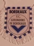 Fanion fotbal - FC GIRONDINS DE BORDEAUX (Franta)