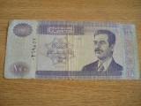 MDBS - BANCNOTA IRAQ - 100 DINARI