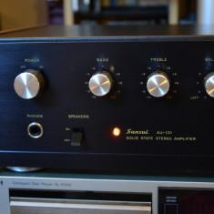 SANSUI AU-101 -Amplificator vintage -Rar- impecabil