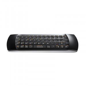 Telecomanda 3 in 1 Quer, functie Wireless, functie IR, Negru