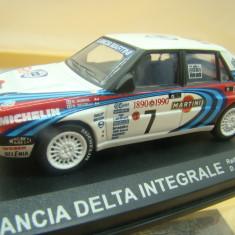 Macheta Lancia Delta Integrale Altaya 1:43