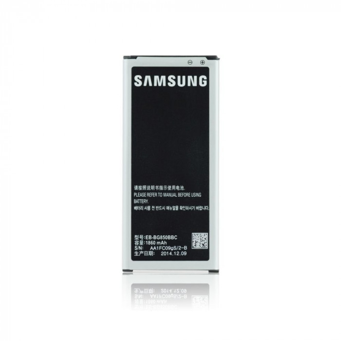 Acumulator Original SAMSUNG Galaxy Alpha (1860 mAh) BG850BBC