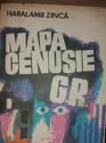 MAPA CENUSIE GR HARALAMB ZINCA TD