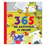 Editura GIRASOL - 365 de activitati si jocuri