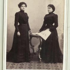 Fotografie pe carton S.P.Kicomban Turnu Severin - cca 1900