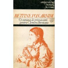 O cununa de primavara pentru Clemens Brentano