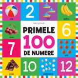 Bebe învață. Primele 100 de numere (format mare)