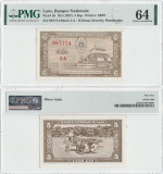 1957, 5 Kip (P-2b) - Laos (PMG 64)